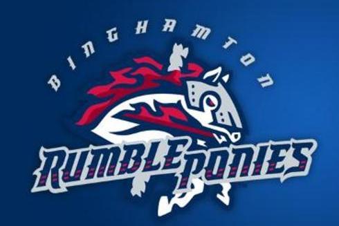 Binghamton Rumble Ponies (UPI.com)