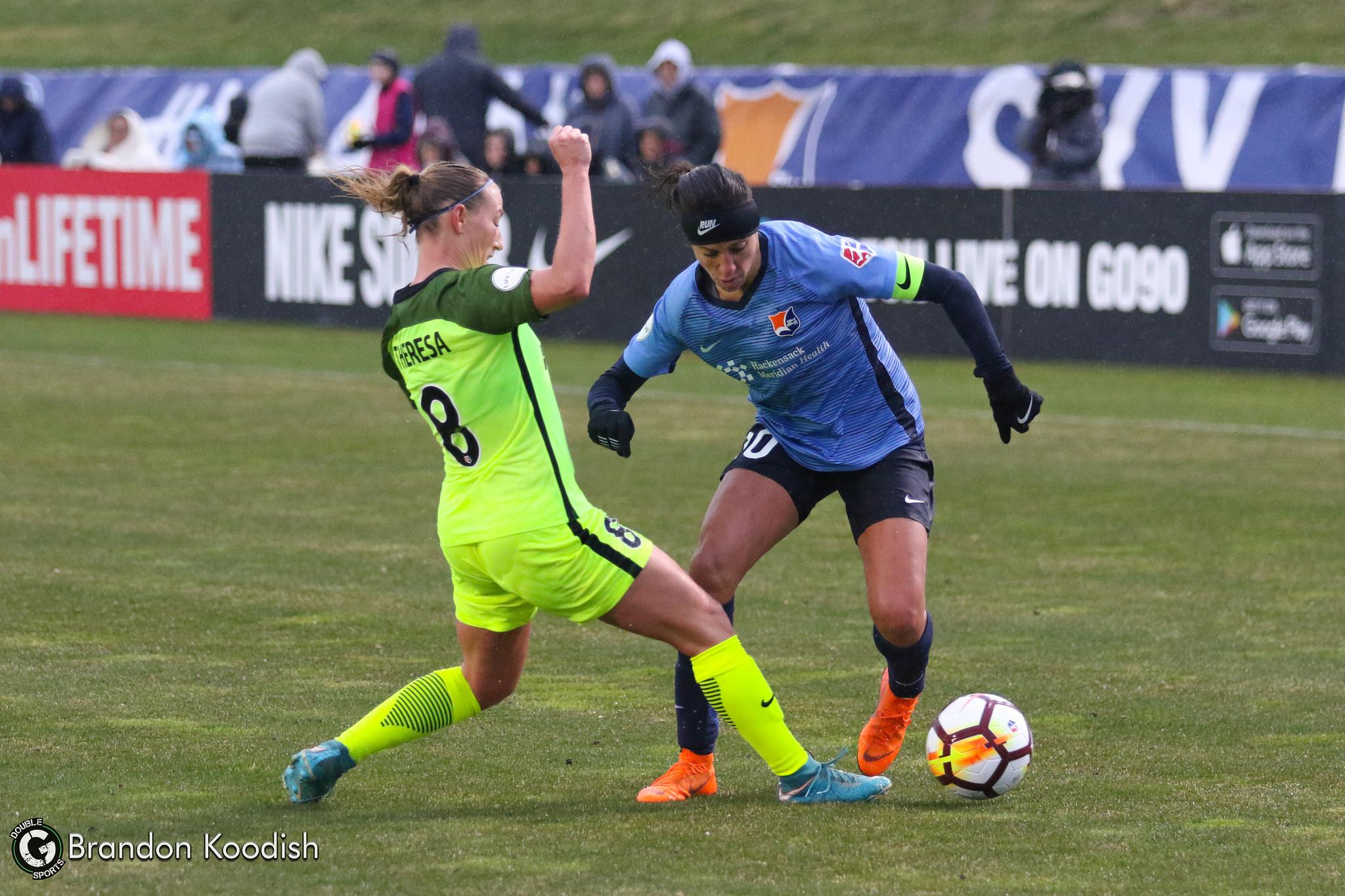 Sky Blue vs Seattle Reign