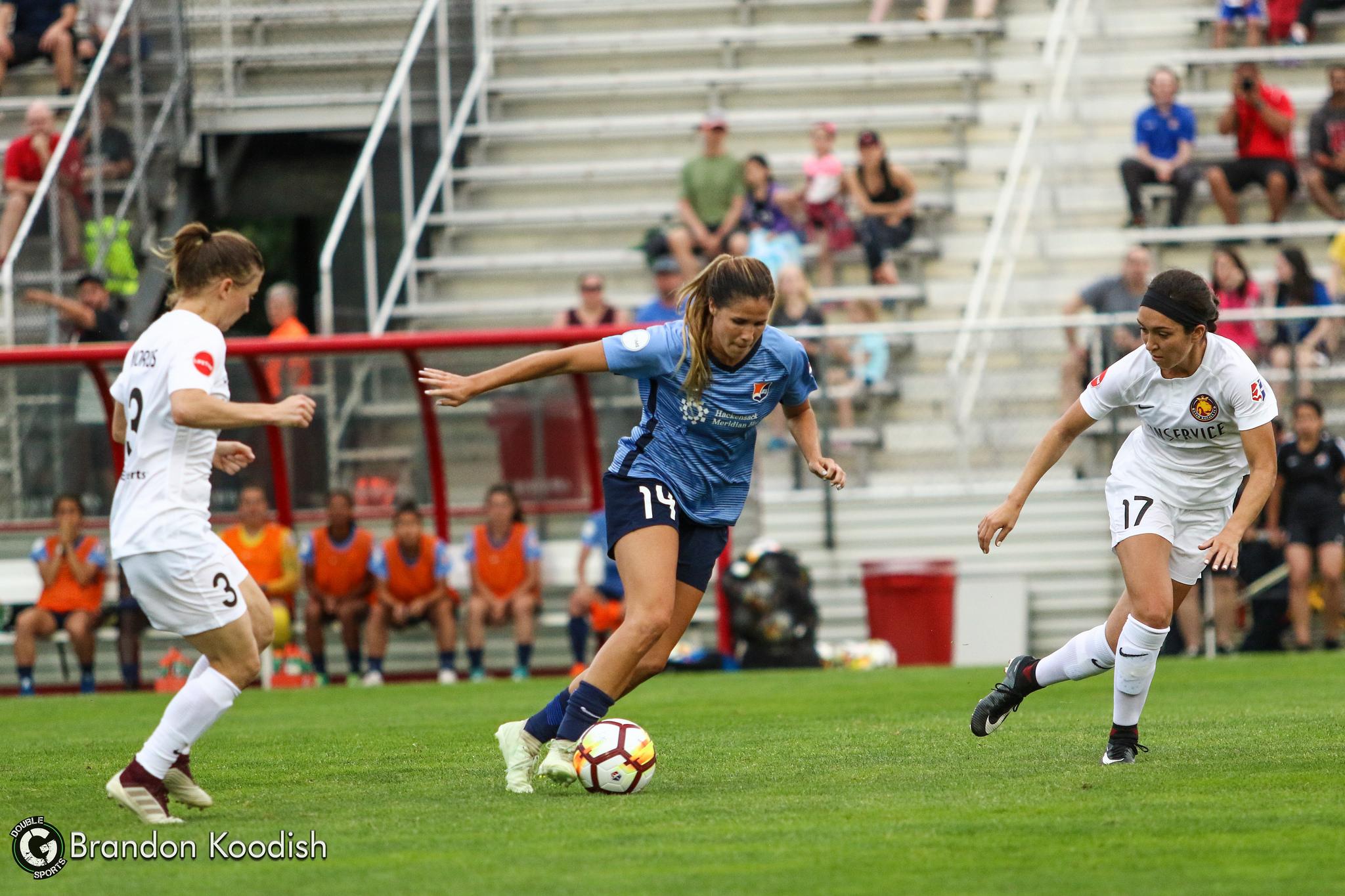 Katie Johnson – Sky Blue FC
