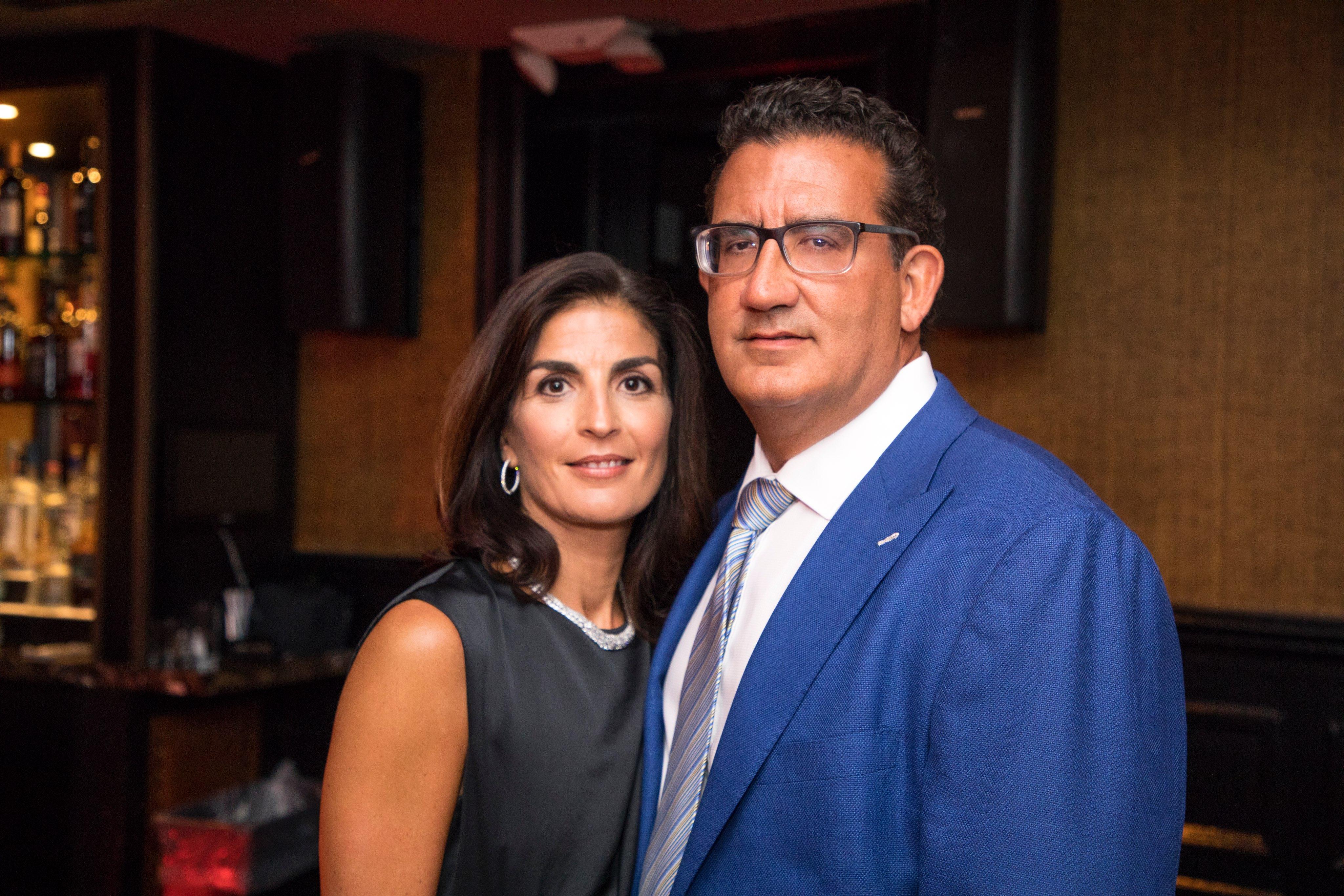 Adriana & Tom MIlana