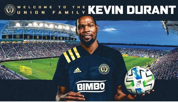 Kevin Durant DOOP
