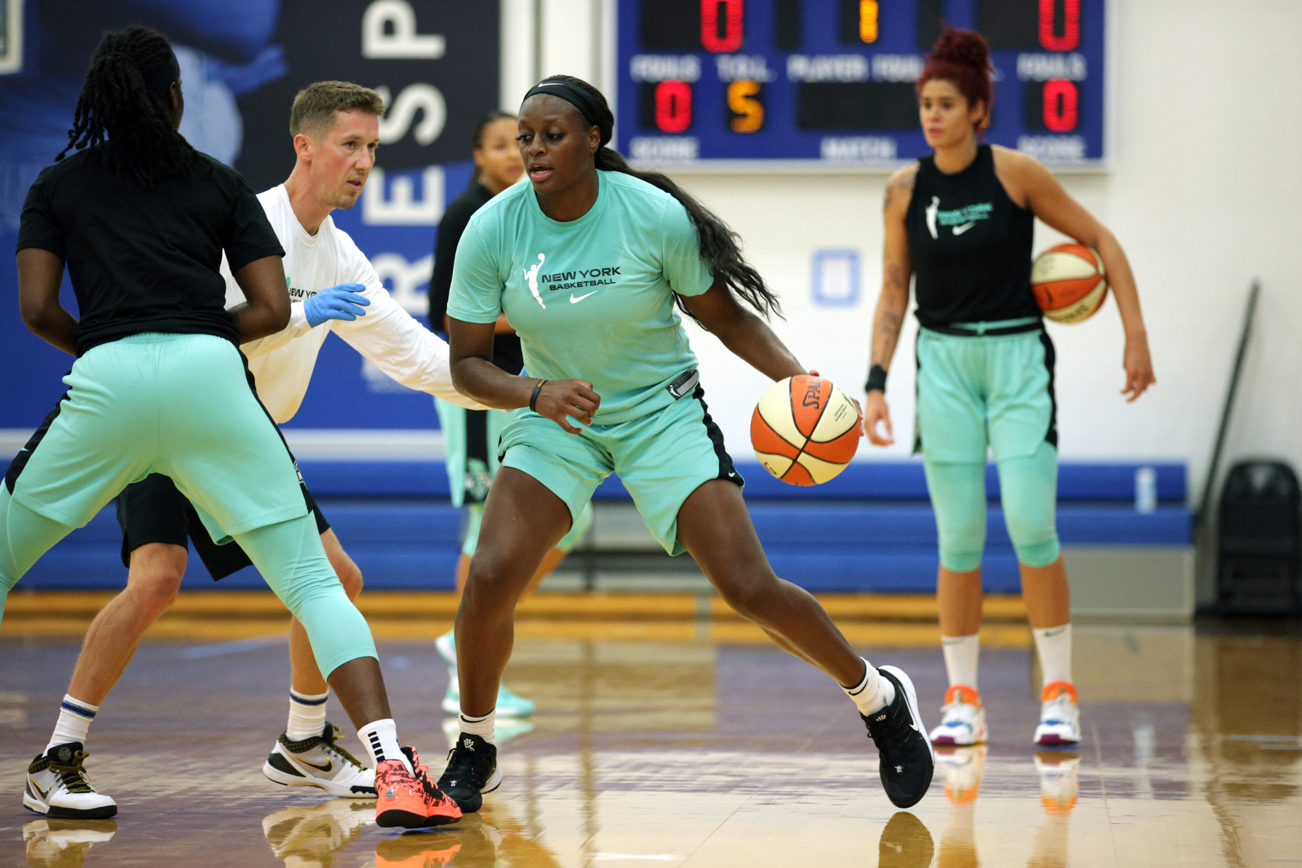 New York Liberty Practice