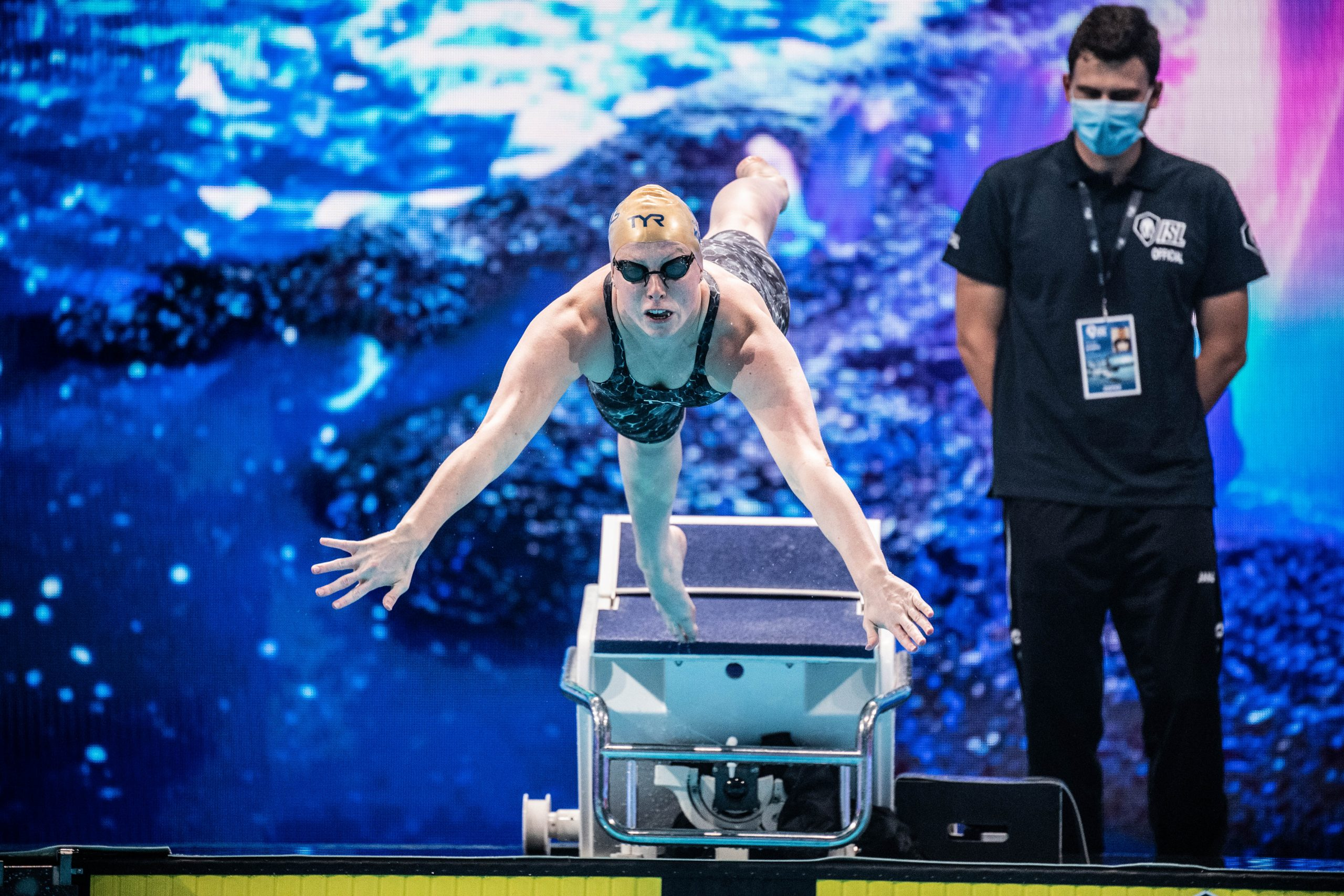 Lilly King Cali Condors ISLby Mike Lewis