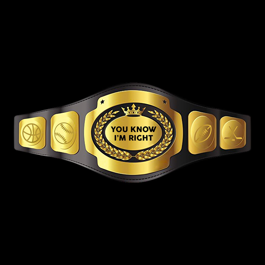 You Know I'm Right Belt